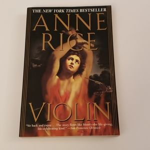 Anne Rice, Violin